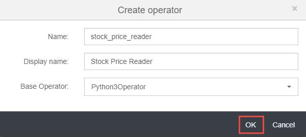 SAP Data Hub – Develop a custom Pipeline Operator with own
