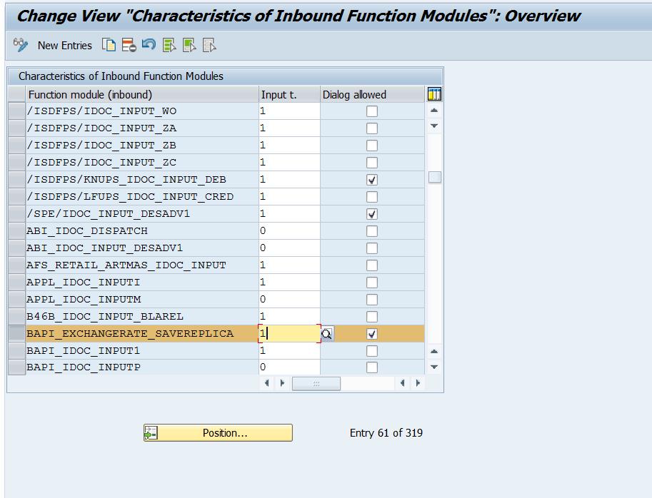 Forex tcode