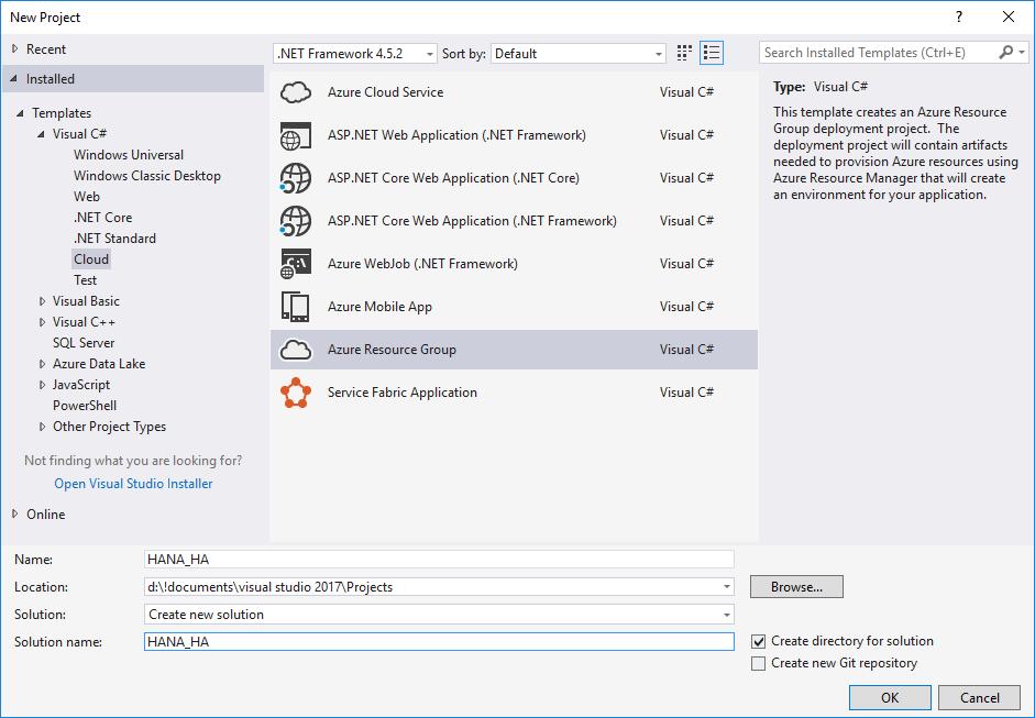 Your SAP on Azure – Part 4 – High Availability for SAP HANA