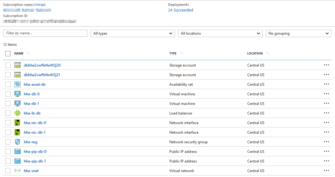 Your SAP on Azure – Part 4 – High Availability for SAP HANA using