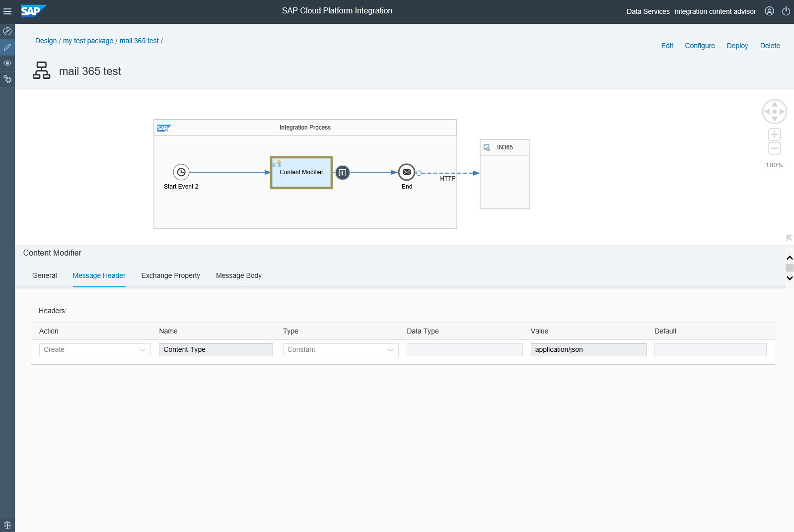 How to send a mail from SAP Cloud Platform Integration | SAP