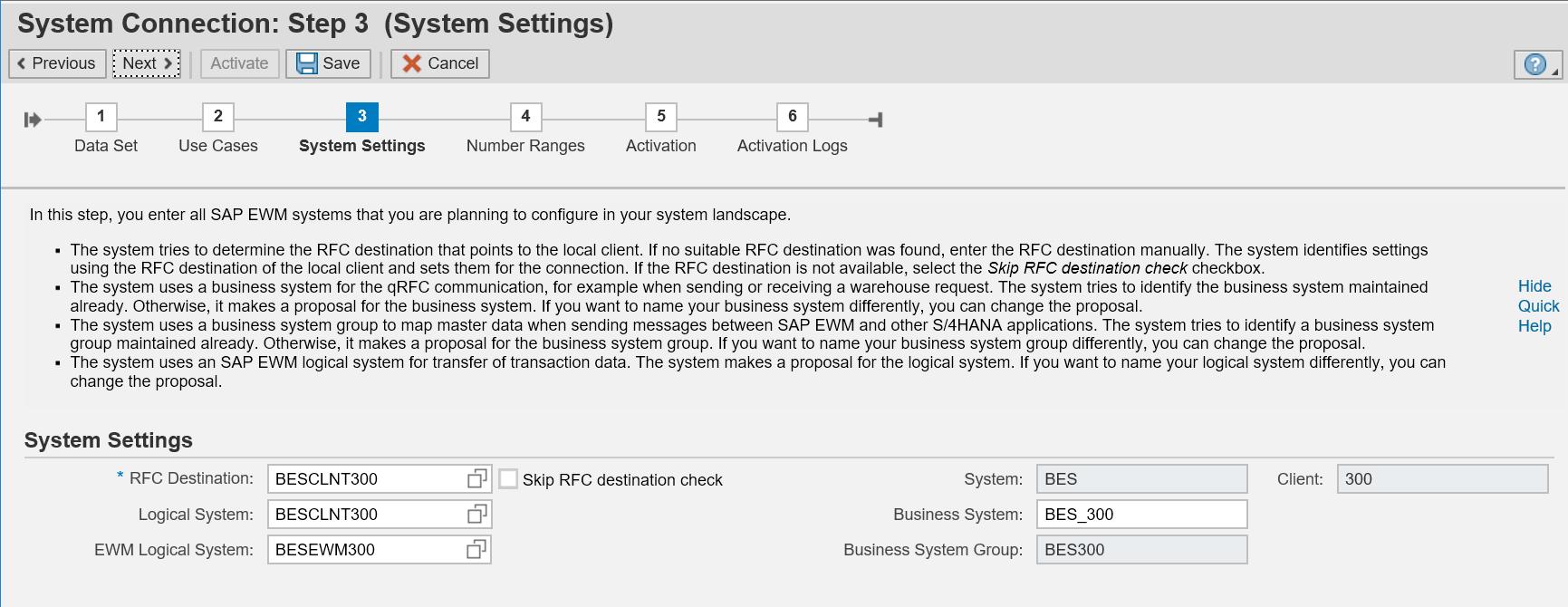 Basic Settings for SAP EWM in SAP S/4HANA 1709   SAP Blogs