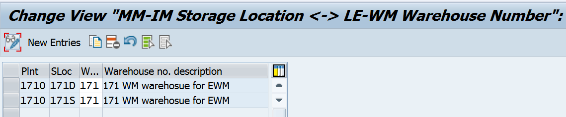 Basic Settings for SAP EWM in SAP S/4HANA 1709 | SAP Blogs
