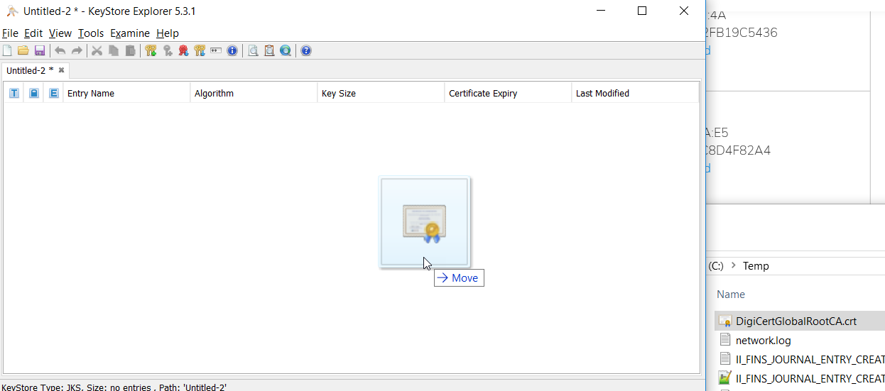 Adding A New Root Certificate For Ssl To Cpi Tenant Sap Blogs