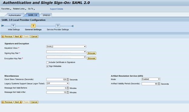 Java: SSO made easy by SAML 2 0 with ADFS | SAP Blogs