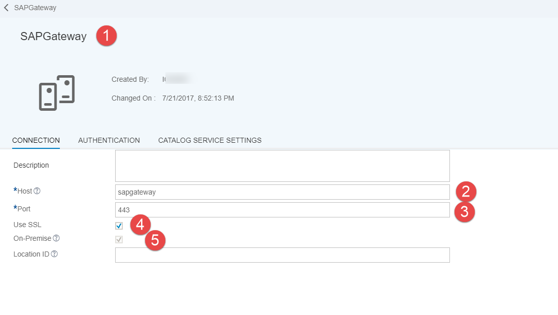 Part 1 single sign on from fiori application to sap gateway via host and port used in the section sap cloud connector access control section use ssl flag should be checked and on premise flag should be set to true m4hsunfo