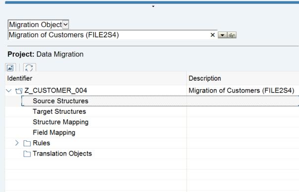 Migration Cockpit Migration Object Modeler S4hana Basics Sap Blogs