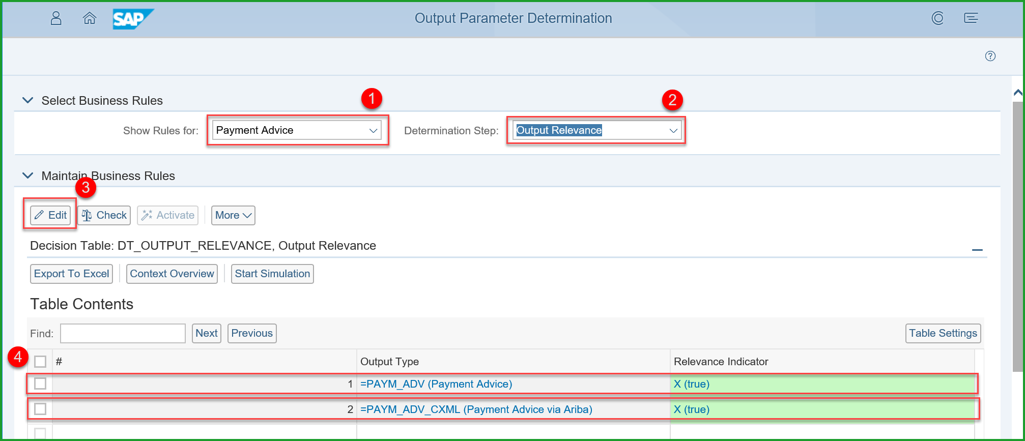 Output Management – Customize Email Form for Payment Advice | SAP Blogs