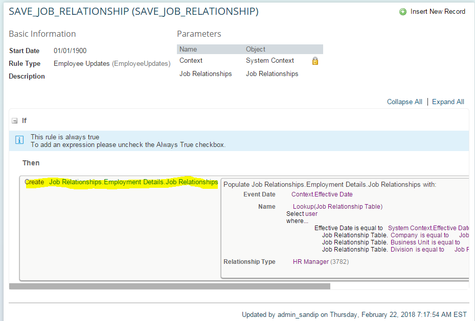hr manager dating an employee