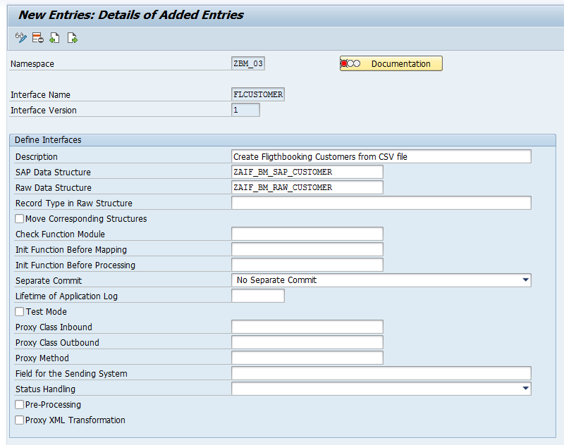 How to process and monitor a simple file with AIF | SAP Blogs