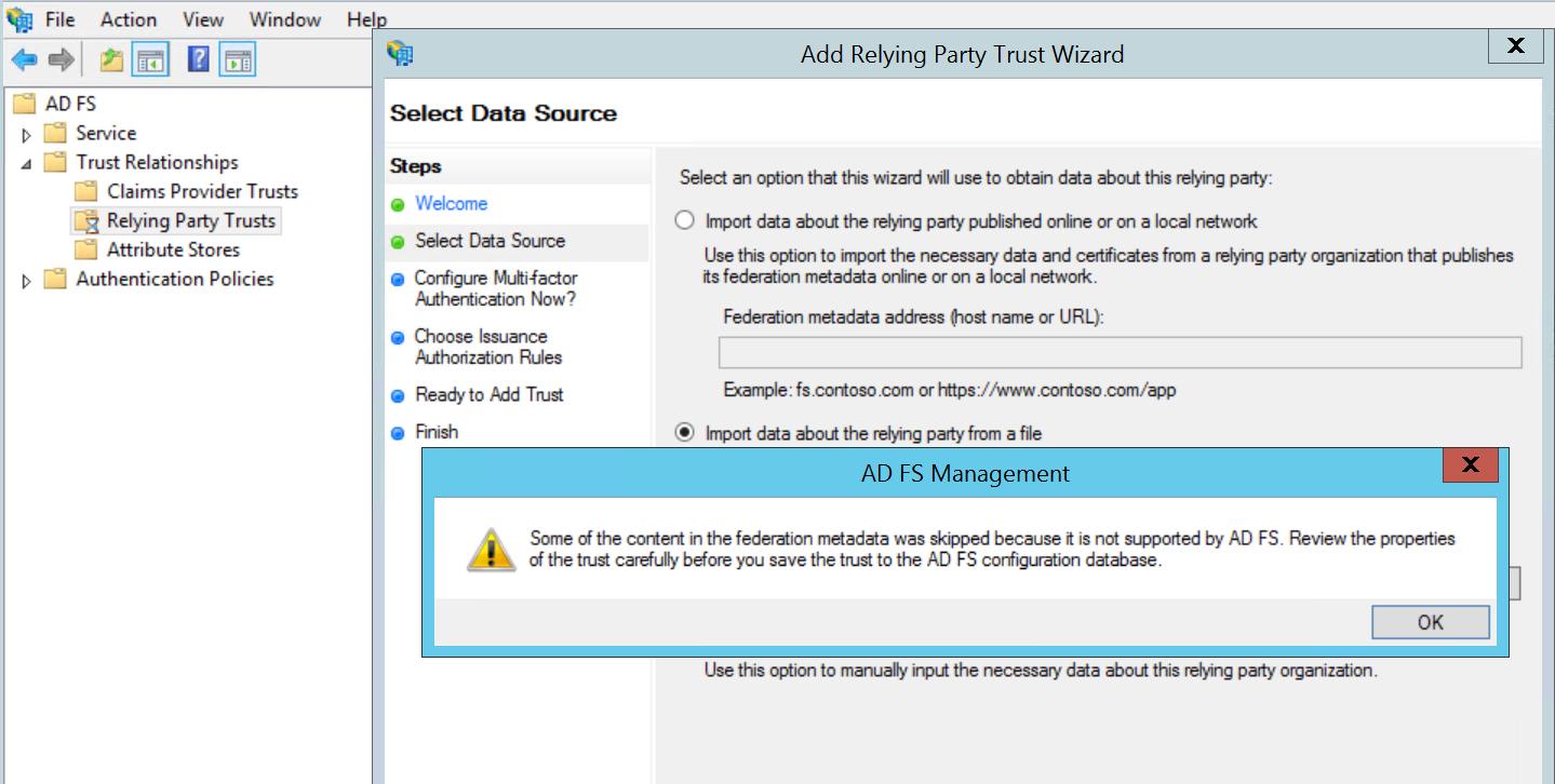 ADFS with SAP Business Intelligence Platform | SAP Blogs