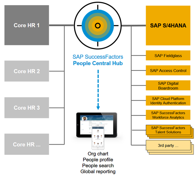 SAP SuccessFactors People Central Hub: All You Need to Know
