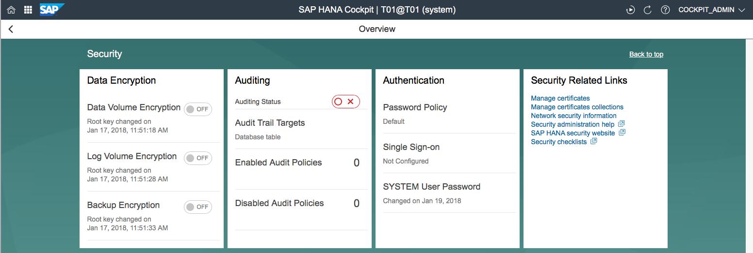 SAP Certified Technology Associate Exam Sample Questions
