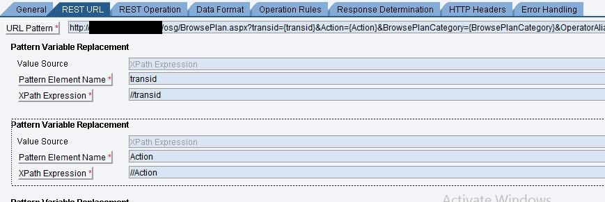 Handling x-www-form-urlencoded format Using REST Adapter