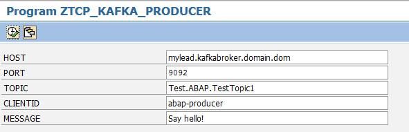 Producing a Message to Kafka via a TCP ABAP Push Channel | SAP Blogs