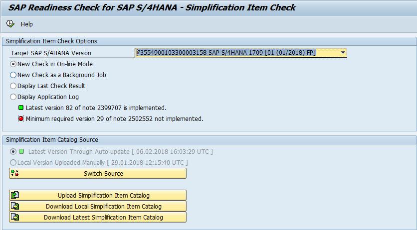 upgrade to s 4hana 1709 fps01 fast trak sap blogs rh blogs sap com
