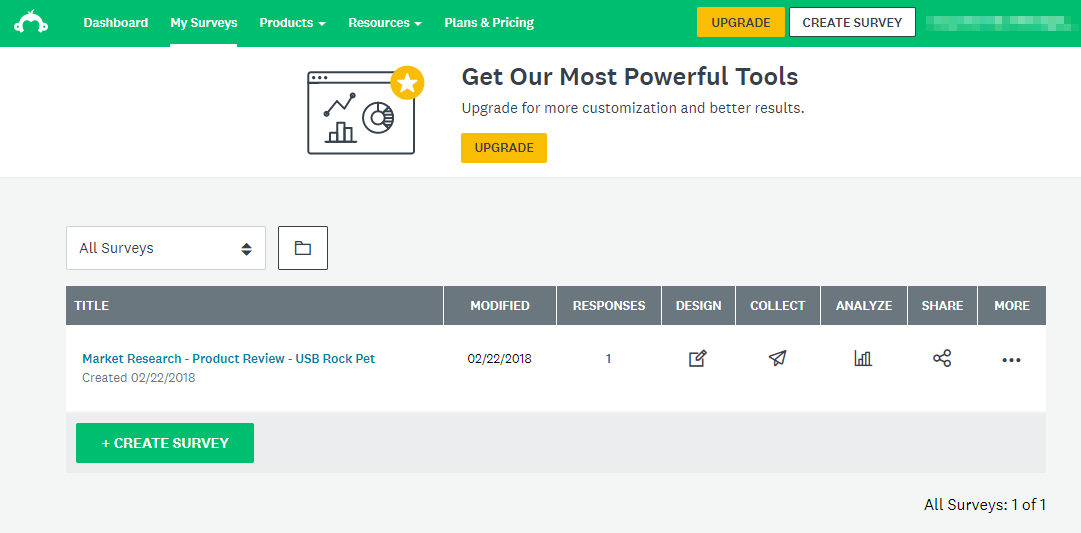 Integrate SurveyMonkey surveys with SAP Hybris Marketing