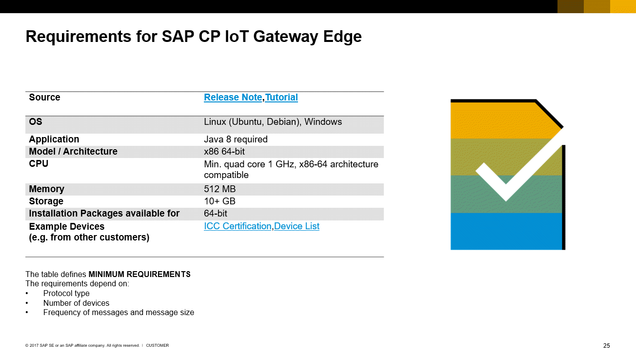 SAP Cloud Platform Internet of Things Webinar – Wrap Up of our Kick