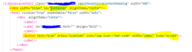 QR Code Scanner in Fiori | SAP Blogs
