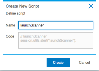 Build a Barcode Scanner Flavor with SAP Screen Personas   SAP Blogs
