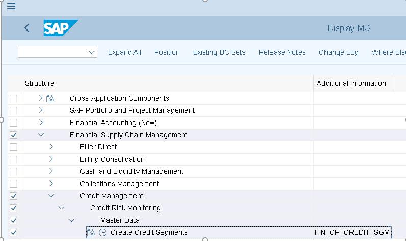 S/4 HANA Credit Management Configuration Process | SAP Blogs