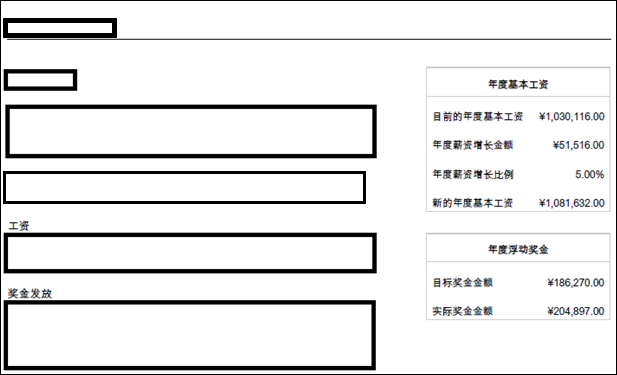 Compensation Statements In Multiple Languages And Currencies Sap Blogs