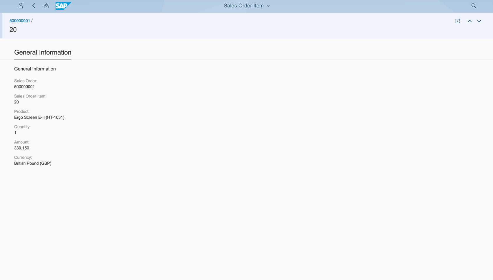 Fiori elements – Turn your List Report into a Master-Master-Detail