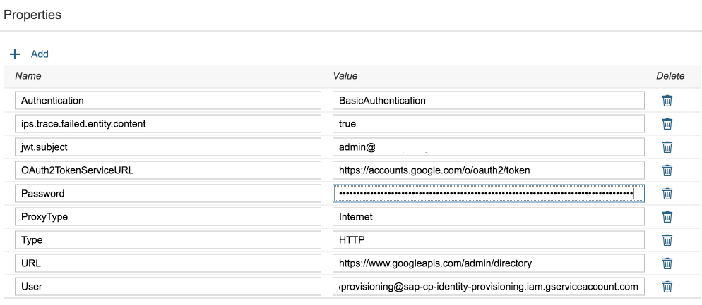 Integrating SAP SuccessFactors with Google Cloud Identity