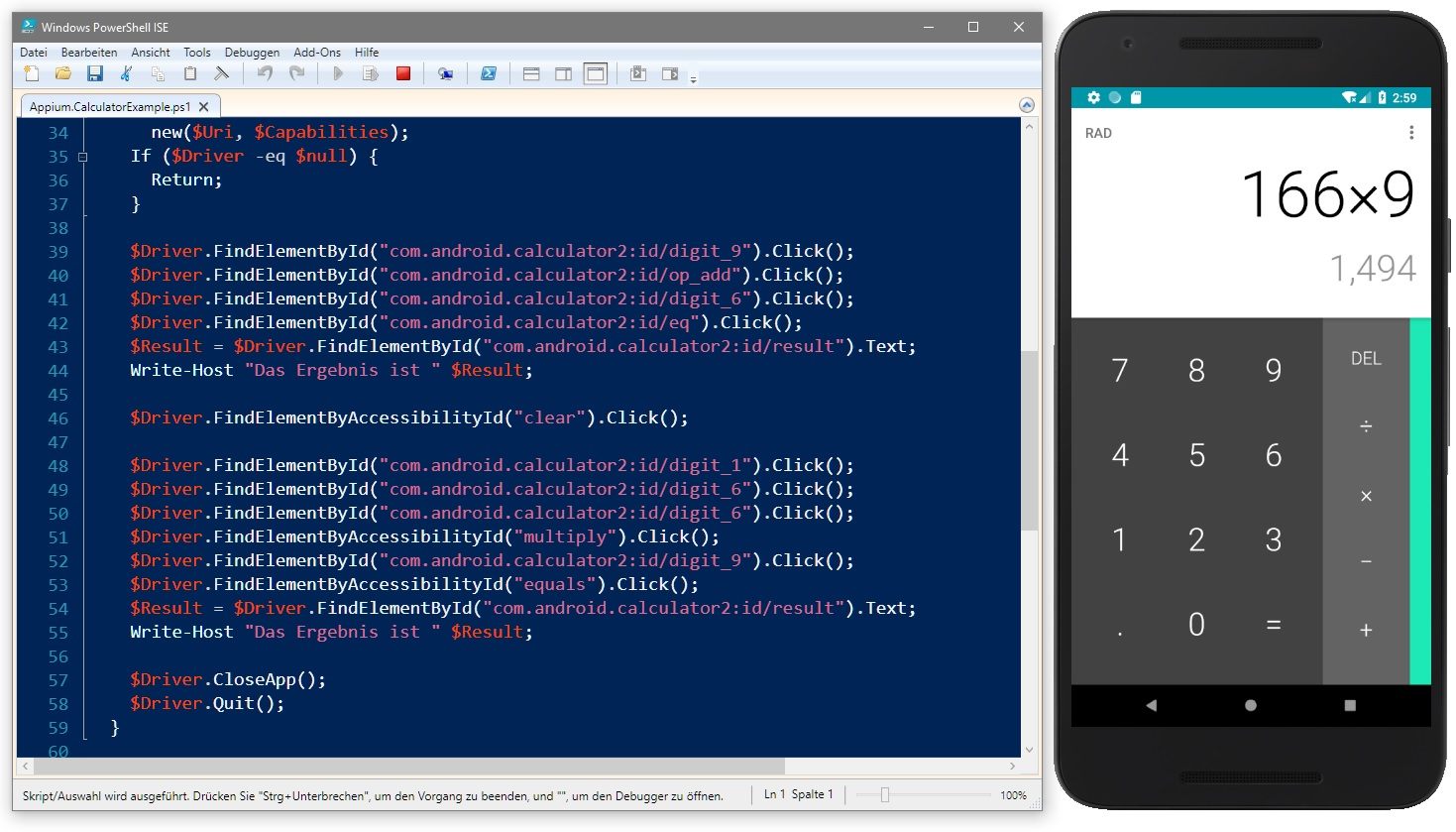 How to Control Native Android Apps with ABAP | SAP Blogs