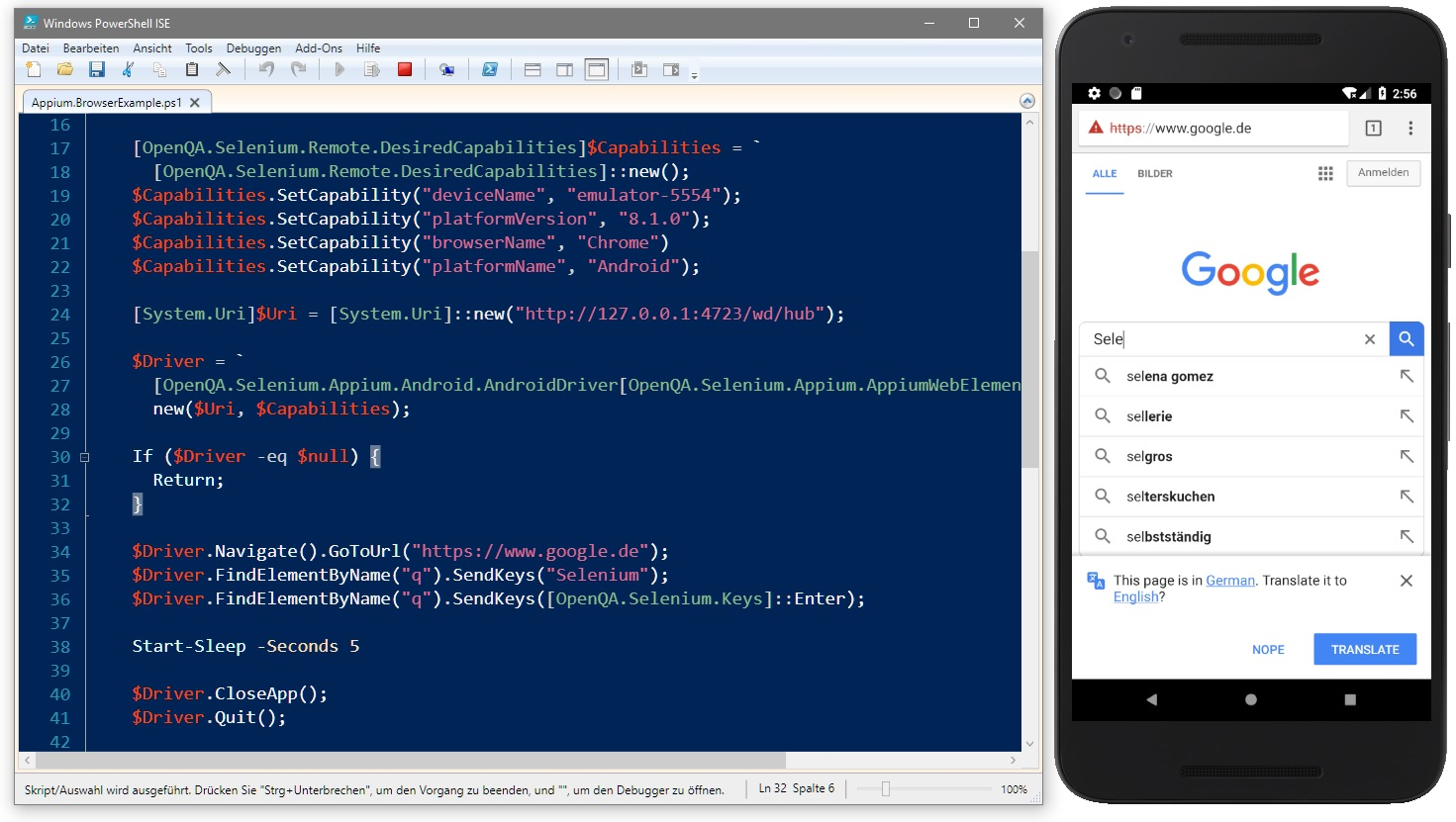 How to Control Native Android Apps with ABAP   SAP Blogs