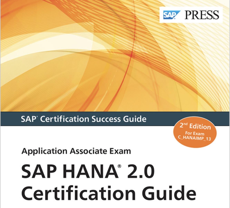 Sap certified application associate chanaimp13 by the sap hana sap hana express baditri Image collections