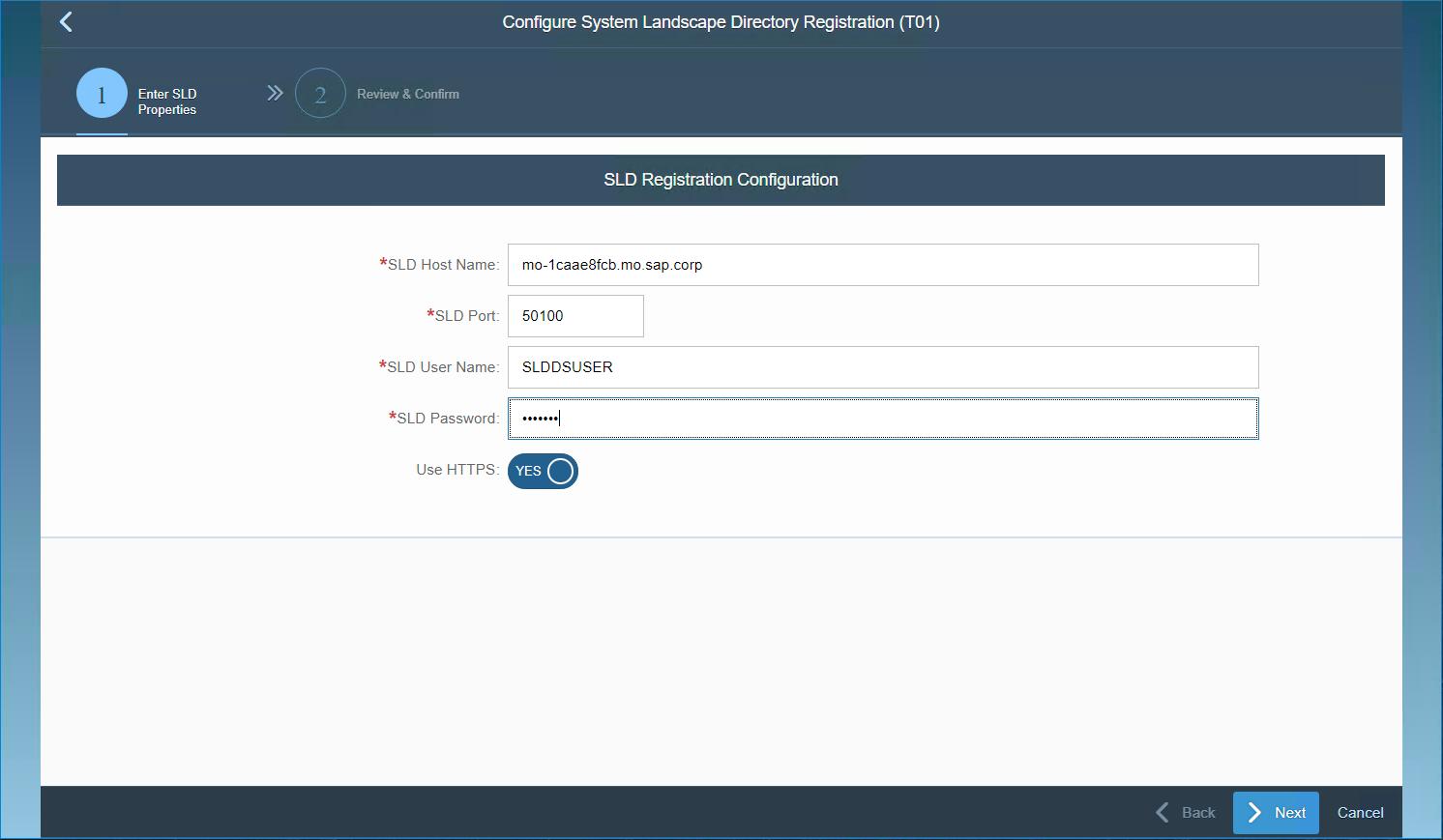 sap hana upgrade and configuration guide