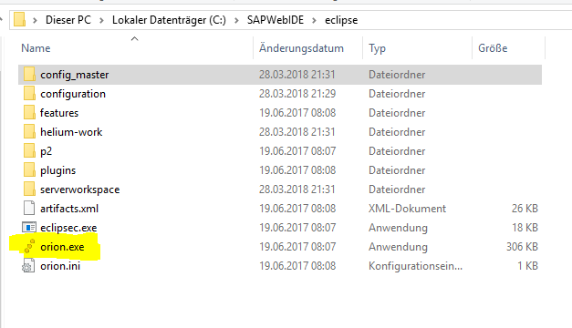 installing sapwebide personal edition and connect it to a system