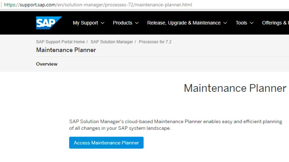 Solution Manager 7 2 SP 06 Upgrade Planning – Java Stack