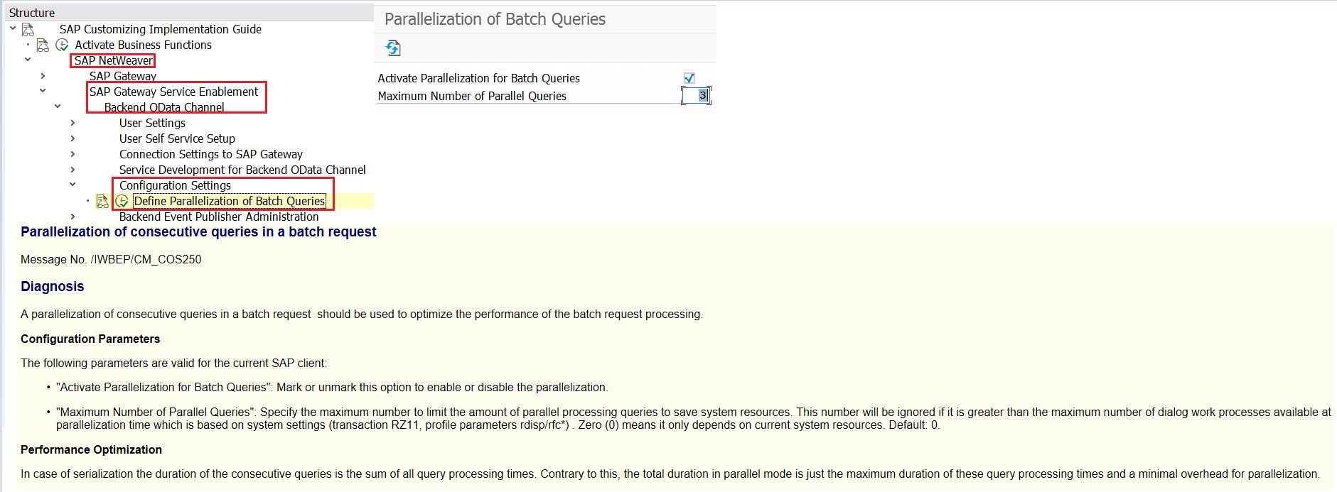 BATCH request in SAP GATEWAY | SAP Blogs