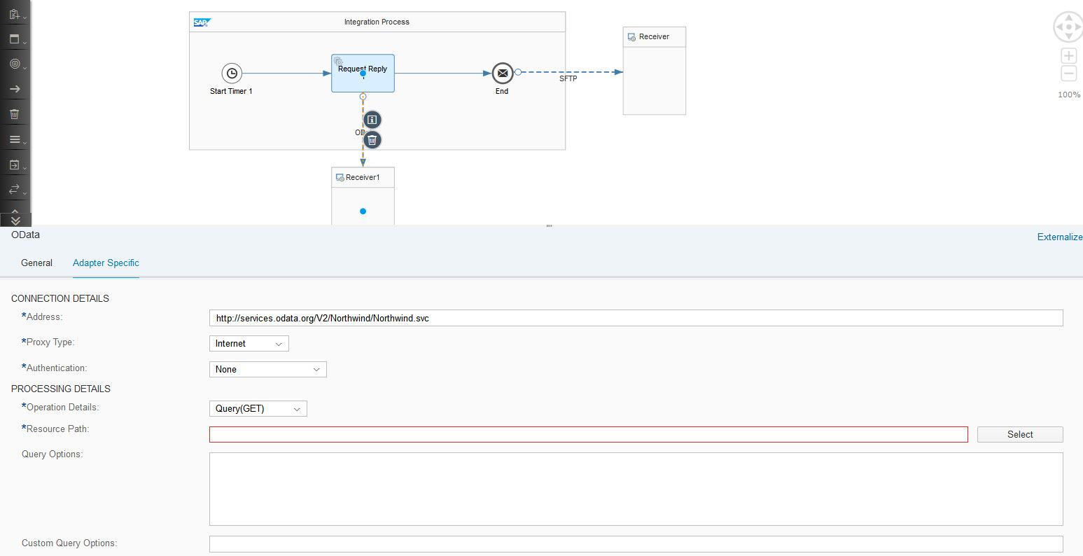 SAP Cloud Platform Integration OData V2 Query Wizard | SAP Blogs
