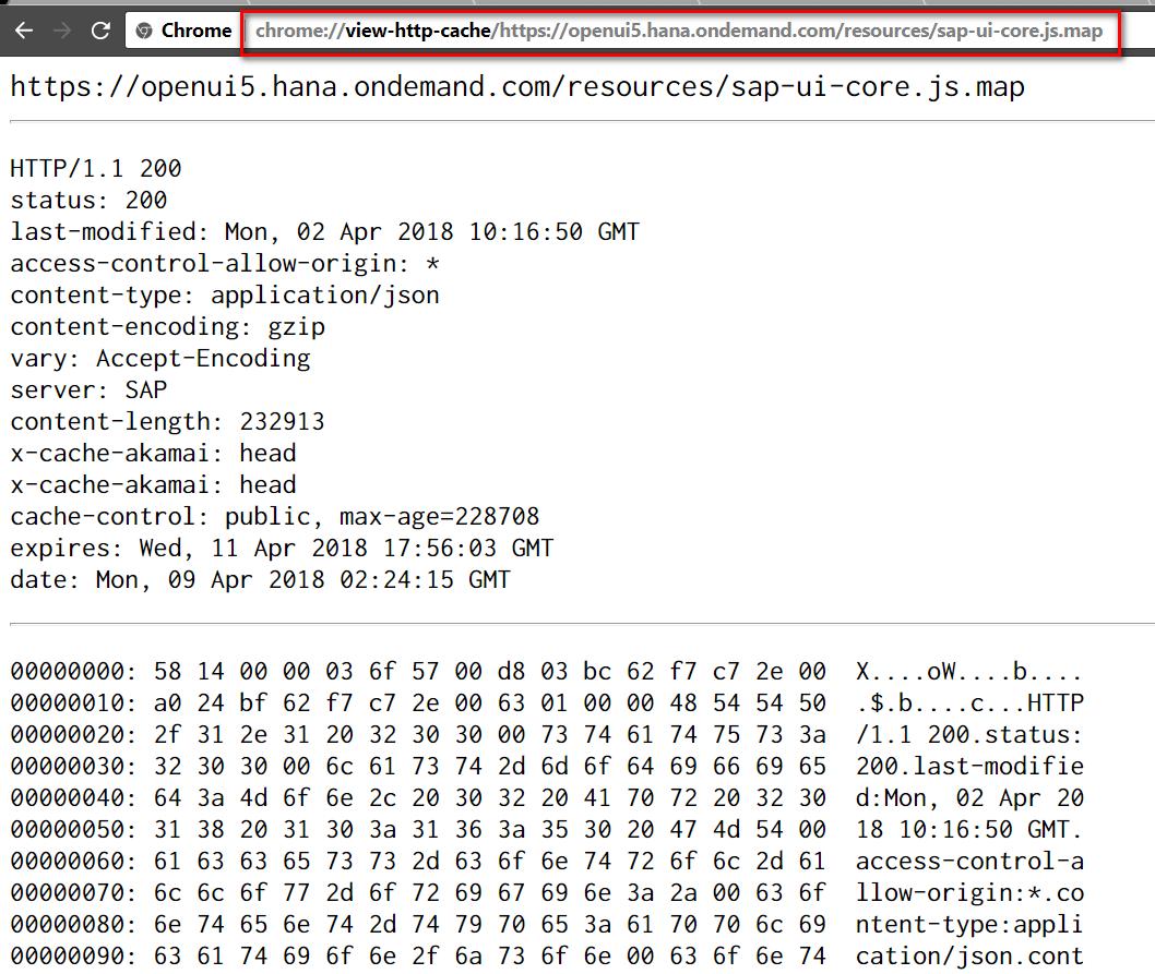 More detail about UI5 Source code map mechanism | SAP Blogs