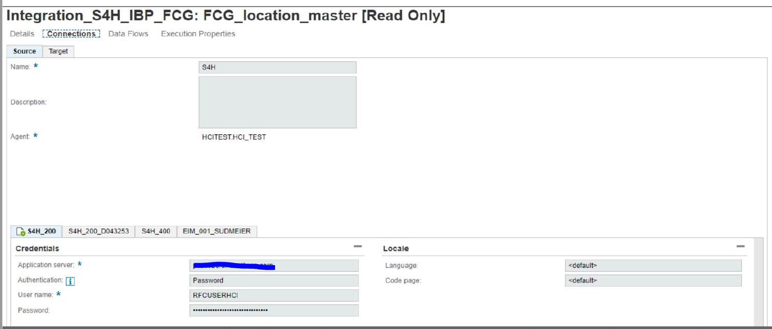 S4 HANA and IBP Integration using CPI-DS | SAP Blogs