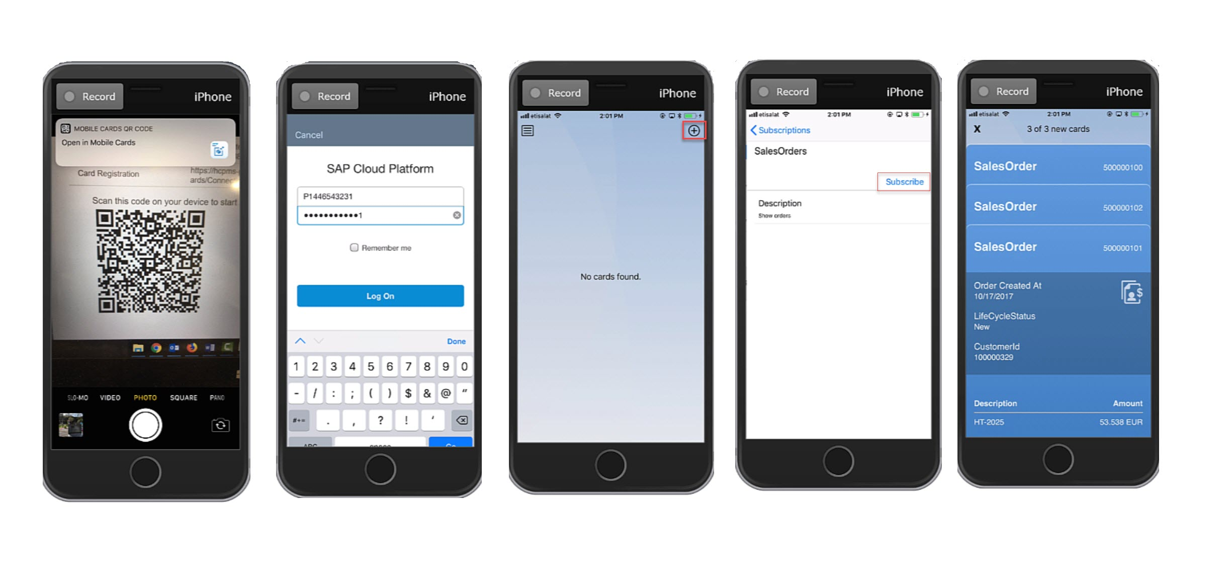 everyone should try this sap mobile cards sap blogs