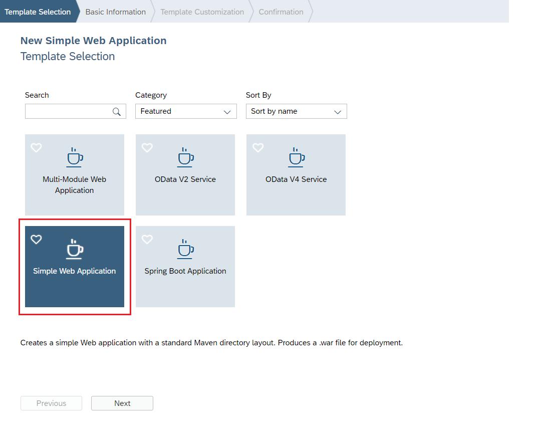 Announcing: Java Development in SAP Web IDE Full-Stack