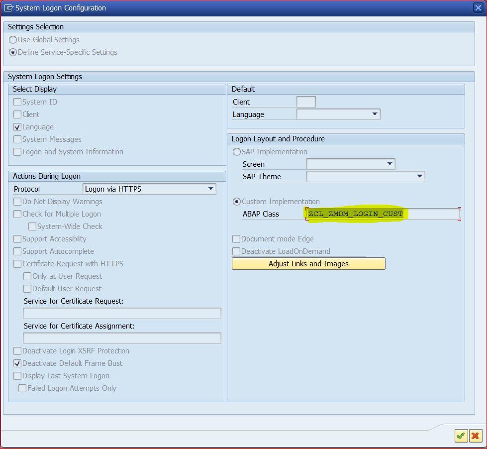 How to make Fiori Launchpad Login Page multi-language