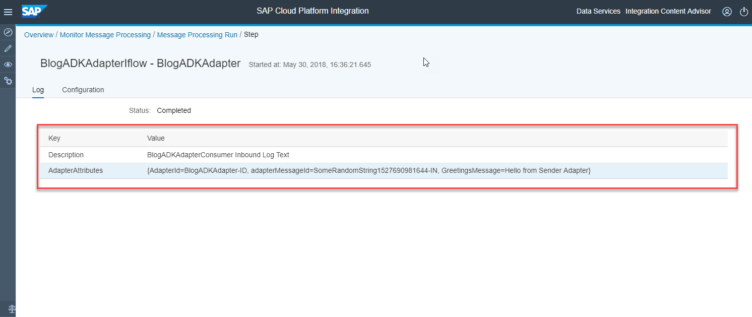 Cloud Integration – New Adapter API for Adapter Development