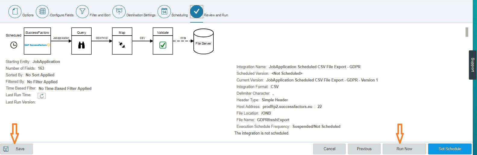 Updating Applicant Status Using Integration Center   SAP Blogs