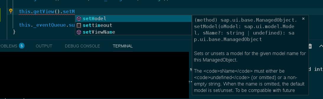 SAPUI5 and TypeScript: A good match? | SAP Blogs