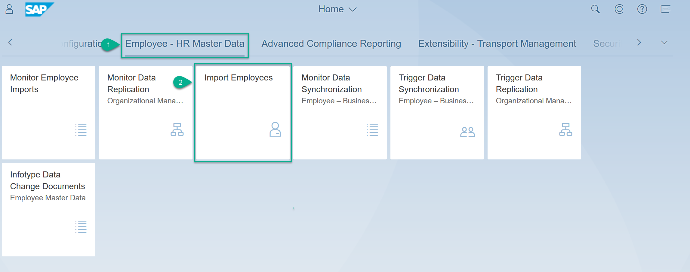 How to import Employee Master Data to S/4HANA Cloud – Part I