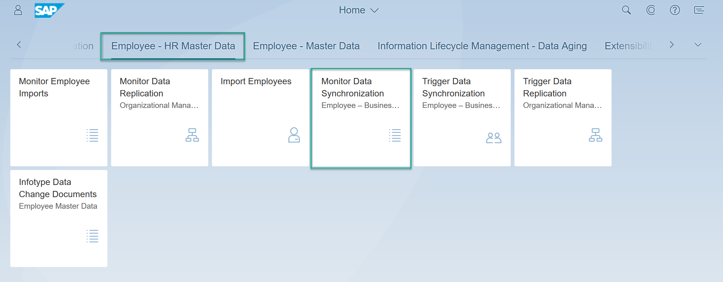 How to import Employee Master Data to S/4HANA Cloud – Part I | SAP Blogs