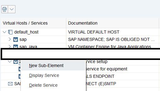 Writing a SICF service | SAP Blogs