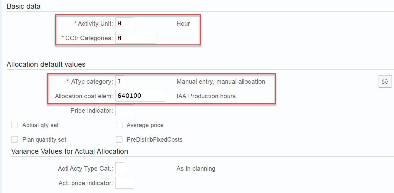 Adding new resource types within SAP S/4HANA Commercial Project