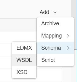 Cloud Integration – Usage of WSDLs in the SOAP Adapter | SAP