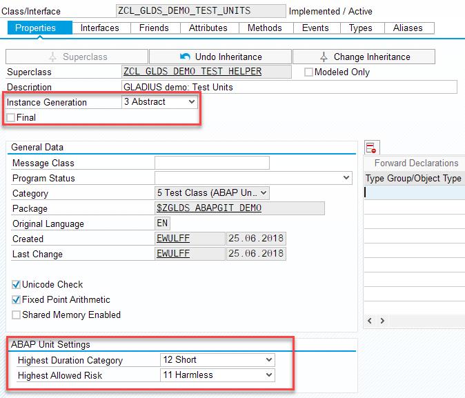 Introducing: GLADIUS – A Test Unit Framework | SAP Blogs